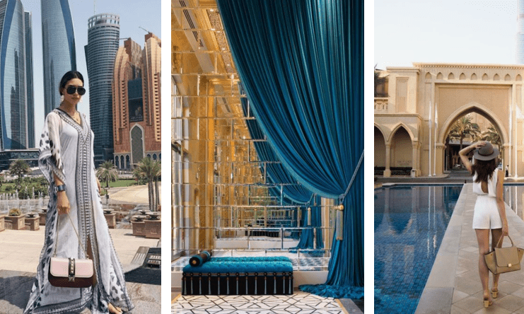 New research byMoney.co.ukreveals Dubai is one of the top cities in the world for inspiring our fashion and home styling choices.