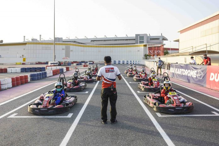 Dubai Autodrome Karting Academy: Creating Racers of Tomorrow