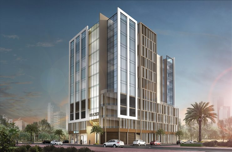 Azizi Developments, a leading private developer in the UAE, is set to develop its new 85,000-square-feet offices in MBR City.