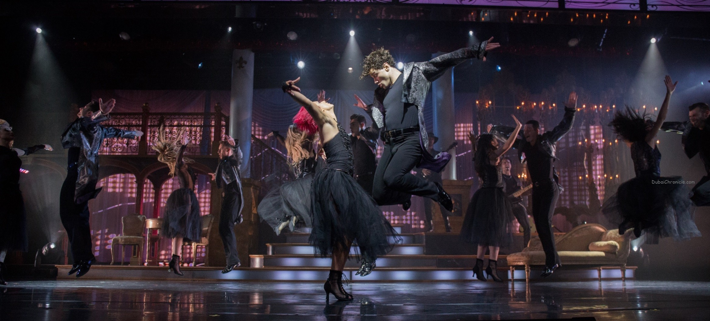 Global Village Hosts Internationally Acclaimed Burn the Floor Dance Production for The First Time in MENA Region During Season 26