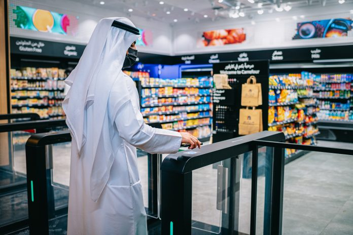 Majid Al Futtaim is setting new precedents for retail with the launch of the region's first check-out free store.