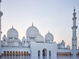 Abu Dhabi has developed into one of the world's great cultural hubs