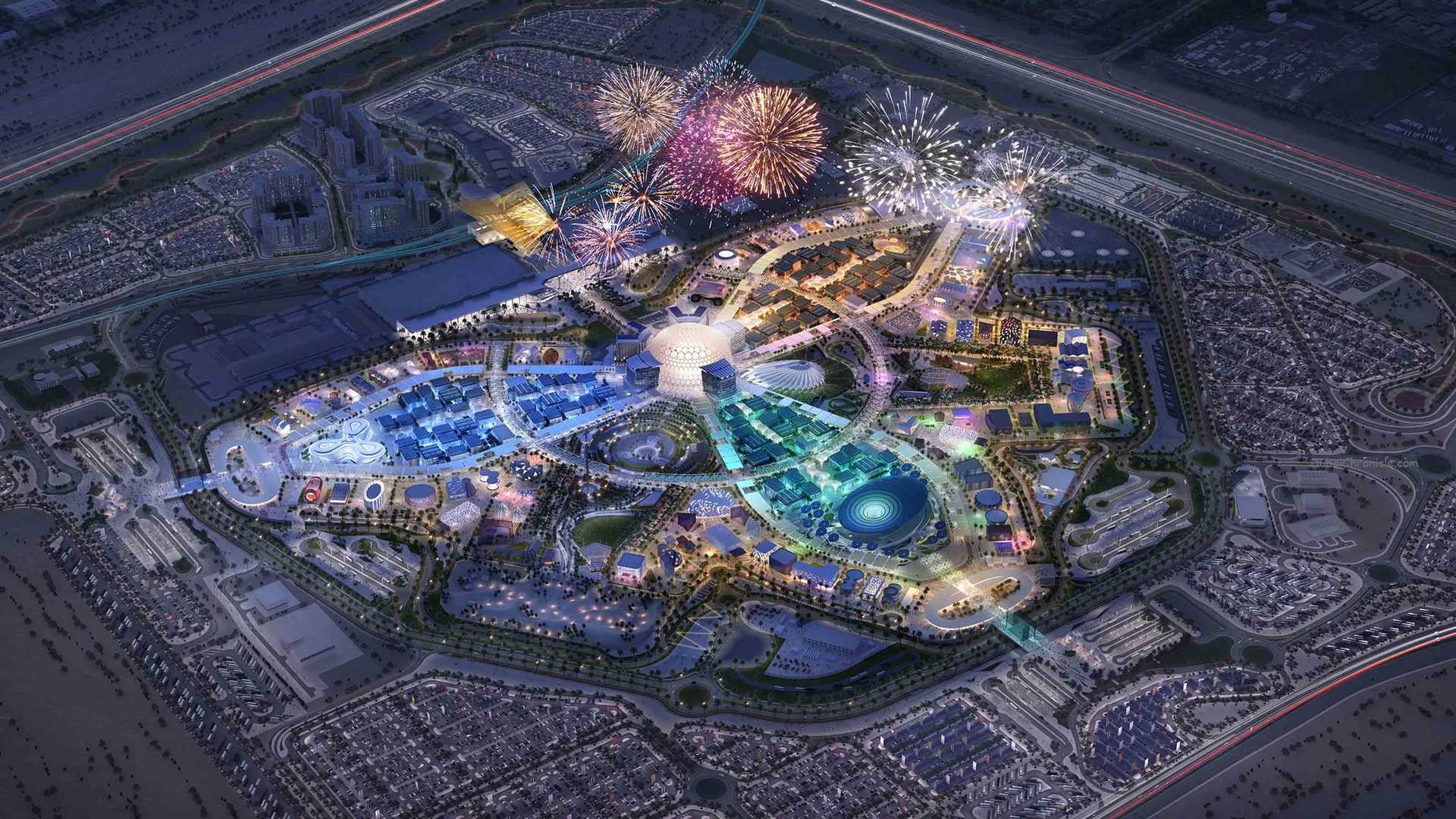 Expo 2020 Dubai Run takes the UAE's enthusiastic running community on a scenic route through the Expo site, past 192 awe-inspiring pavilions.