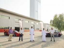 Dubai Autodrome has announced the completion of its AED 16.5 million Business Park phase 2 project that includes seven warehouse units.