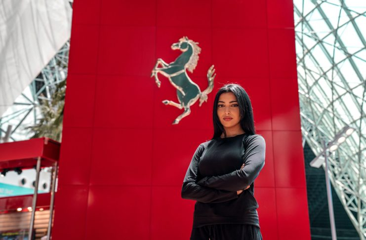 Ferrari World Abu Dhabi is gearing up to host its first-ever ladies-only event